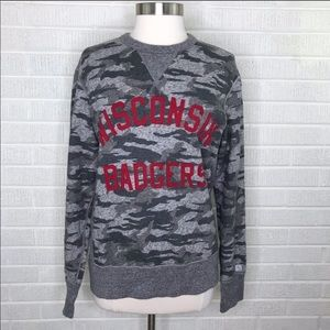 American eagle tailgate brand Wisconsin Badgers